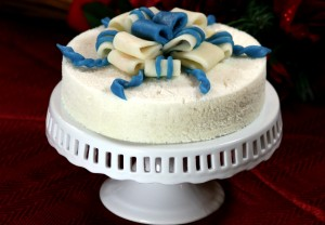 Blue Ribbon Rice Cake