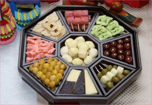 New Type of Platter of Nine Delicacies