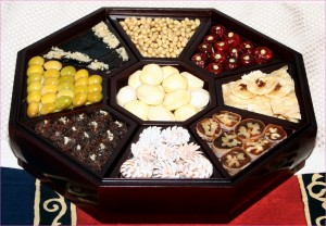 Original Type of Platter of Nine Delicacies